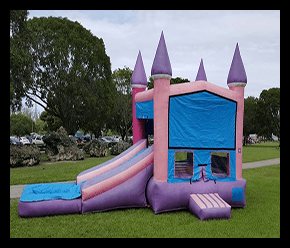 Bounce House and Slide $200.00