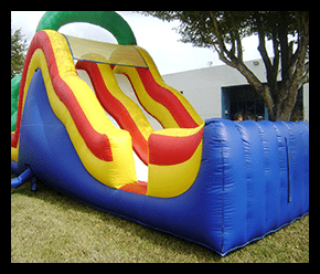 Bounce House and Slide $180.00