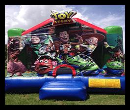 Toy story 13x13 $100.00