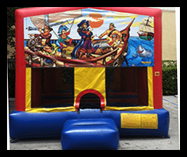Pirates - Bounce House 13x13 $90.00