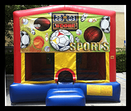 Ball - Bounce House 13x13 $90.00