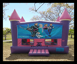 Frozen - Bounce House 13x13 $90.00
