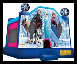 Frozen - Bounce House 13x13 $100.00