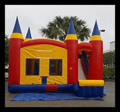 7-1 Bounce house  $180.00