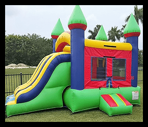 Bounce House and Slide $140.00