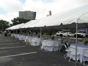 Tent Rental in Miami