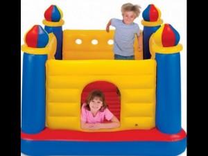 Jumpo lene bounce house