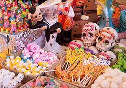 Candy supplies