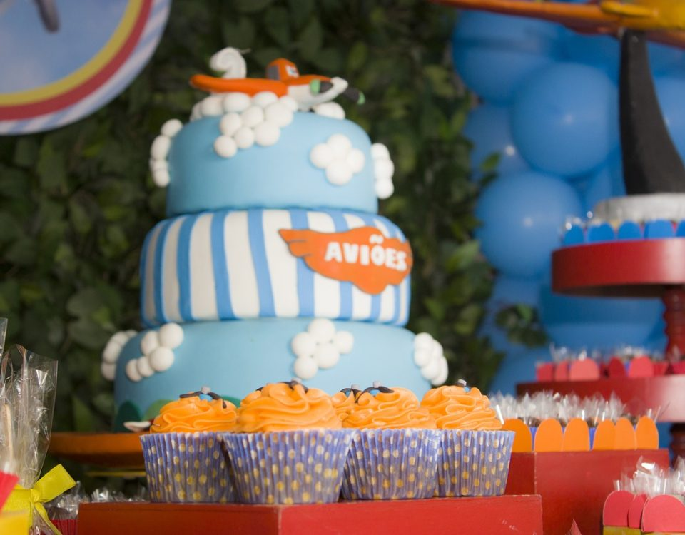 Preschooler-party