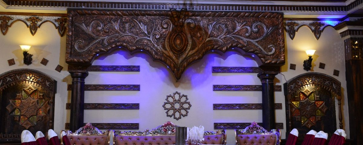 wedding-hall-seating arrangement