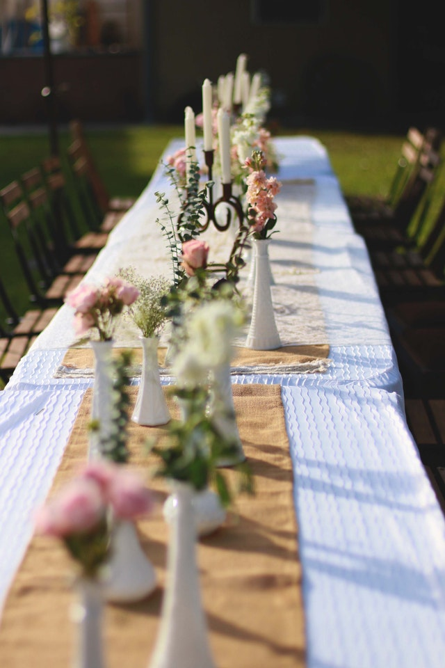 Party-candles-for-outdoor