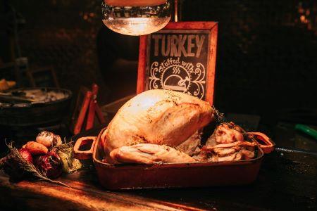 Turkey preparation