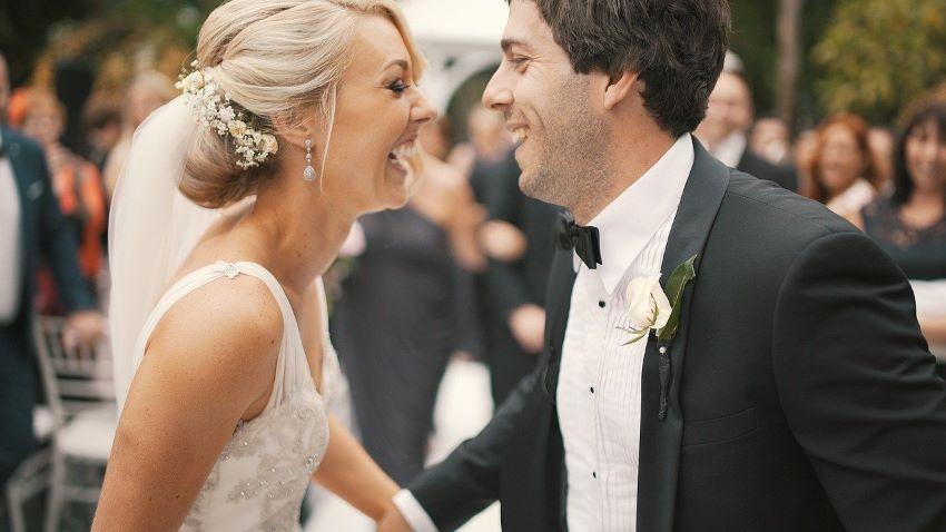 wedding couple vows