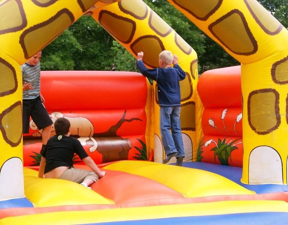 Bounce House Rentals jumping kid's