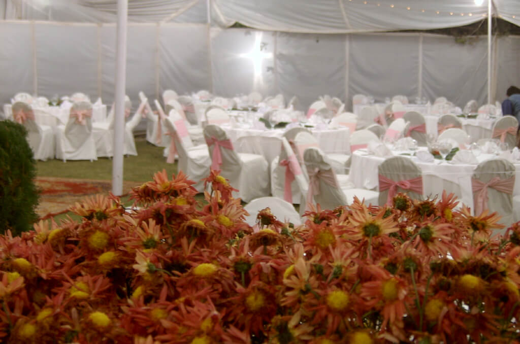 Tent Rentals Accessories That Enhance Your Party