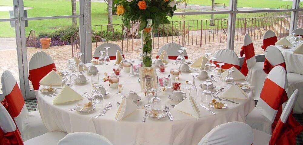 party table rentals-wedding